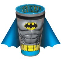 Batman Molded Caped 16 oz. Pint Glass