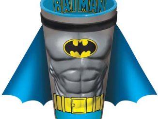 Batman Molded Caped 16 oz. Pint Glass