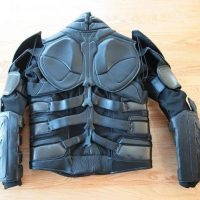 Batman Motorcycle Suit