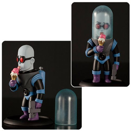 Batman Mr Freeze DC Comics Q-Pop Vinyl Figure