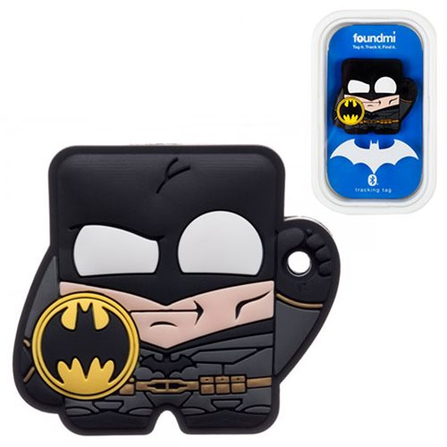 Batman New 52 FoundMi Bluetooth Tracker