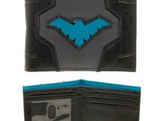 Batman Nightwing Suit Up Bi-Fold Wallet