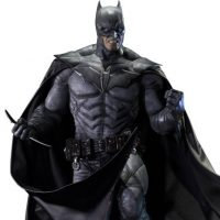 Batman Noel Polystone Statue - small