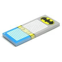 Batman Note pad To Do List