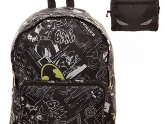 Batman Packable Backpack