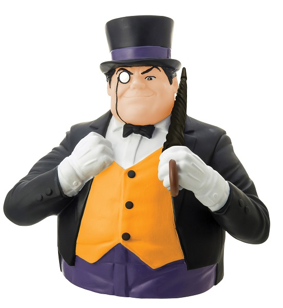 Batman Penguin Bust Bank