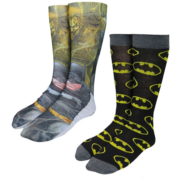 batman-photoreal-sock-2-pack