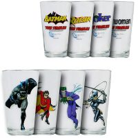 Batman Pint Glass Box Set