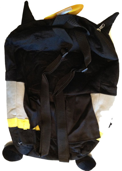 Batman Plush Backpack