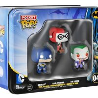 Batman Pocket Pop Tin