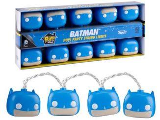 Batman Pop! Party String Lights