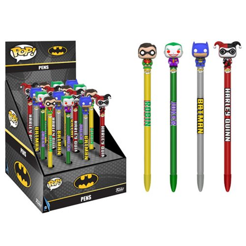 Batman Pop! Pen Set