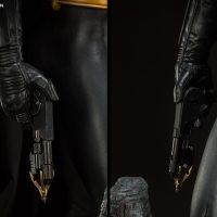 Batman Premium Format Figure Michael Keaton 1989 Batman Film Version Grappling Gun