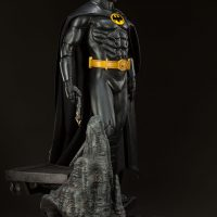 Batman Premium Format Figure Michael Keaton 1989 Batman Film Version Side