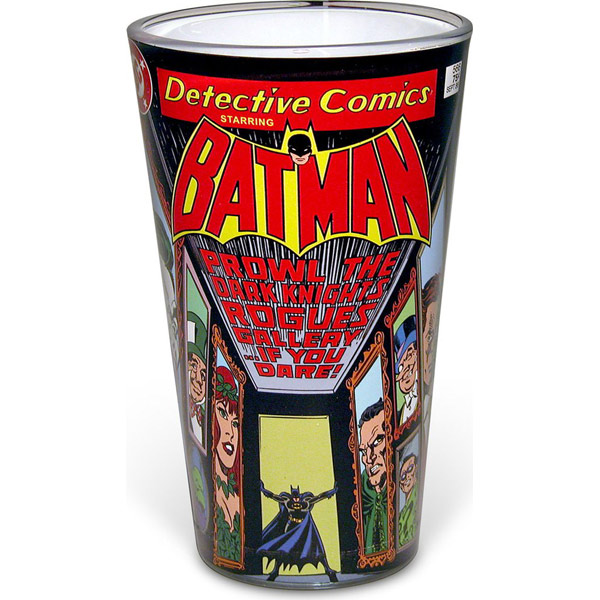 Batman Prowl the Gallery 16 oz. Pint Glass