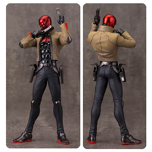 Batman Red Hood ArtFX 1 10 Scale Statue