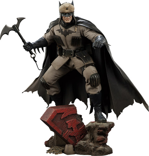 Batman Red Son Premium Format Figure