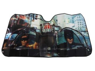 Batman Retro Accordion Sunshade