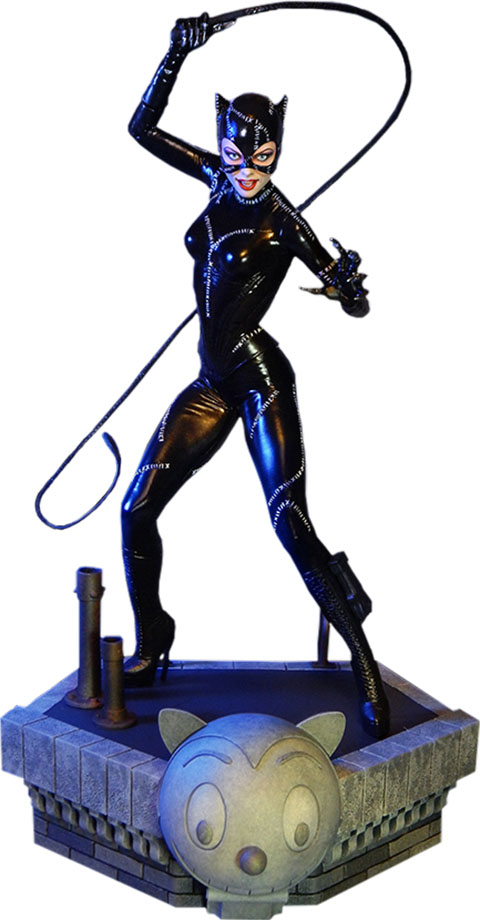 Batman Returns Catwoman Maquette