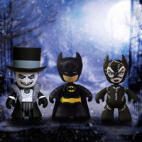 Batman Returns Mini Mez-Itz 2-Inch Mini-Figure 3-Pack