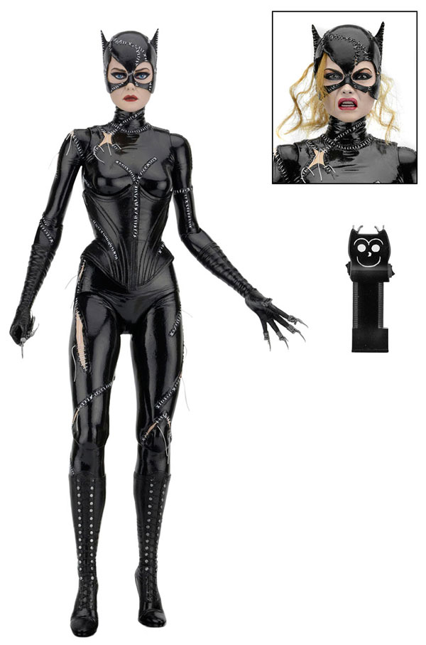 Batman Returns Quarter Scale Action Figure Catwoman Michelle Pfeiffer