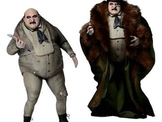 Batman Returns The Penguin 1/4 Scale Action Figure