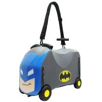 Batman Ride On Luggage