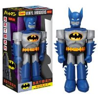 Batman Robot Vinyl Invader 11 Inch Vinyl Action Figure