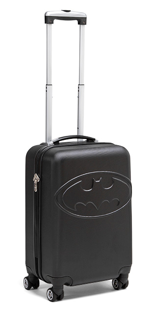 Batman Rolling Hardside Luggage