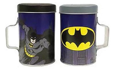 Batman Salt and Pepper Shakers