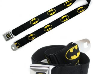 Batman Seatbelt Belt