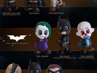 Batman Series Cosbaby Set