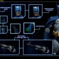 Batman Sixth-Scale Figure Accessories