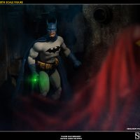 Batman Sixth-Scale Figure with Kryptonite Ring