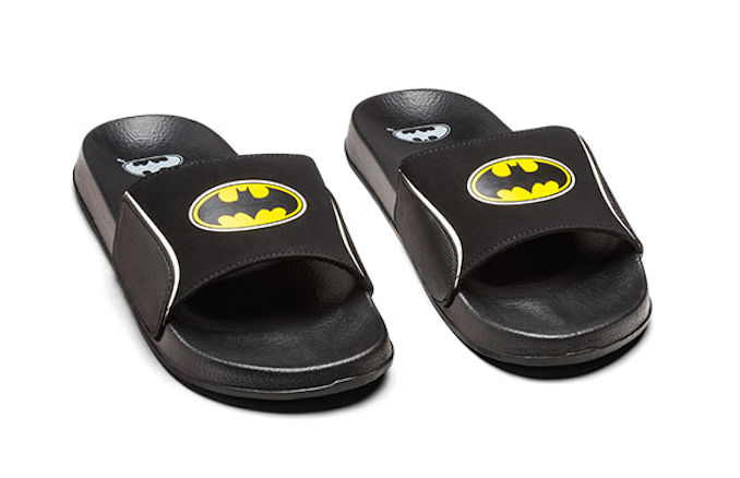 Batman Slide Sandals