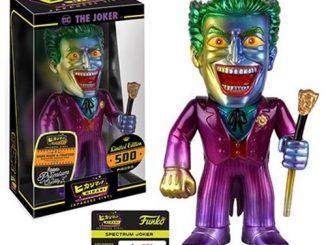 Batman Spectrum Joker Hikari Sofubi Vinyl Figure