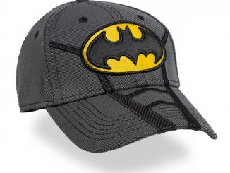 Batman Stretch Fitted Hat