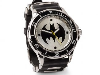 Batman Studded Watch
