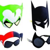 Batman Sunstaches Sunglasses