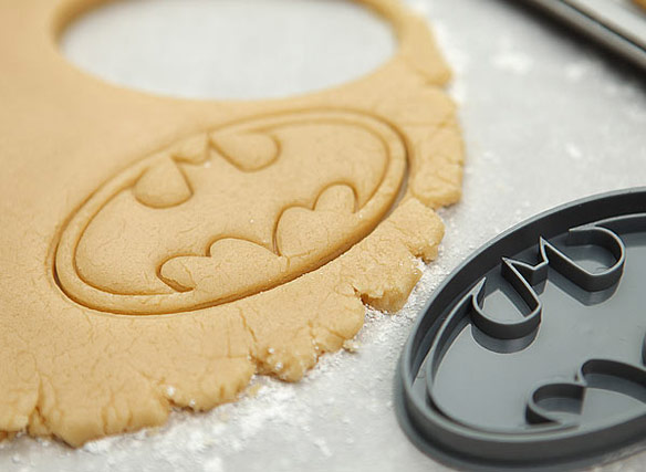 Batman Symbol Cookie Cutter