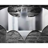 Batman Symbol Mirror