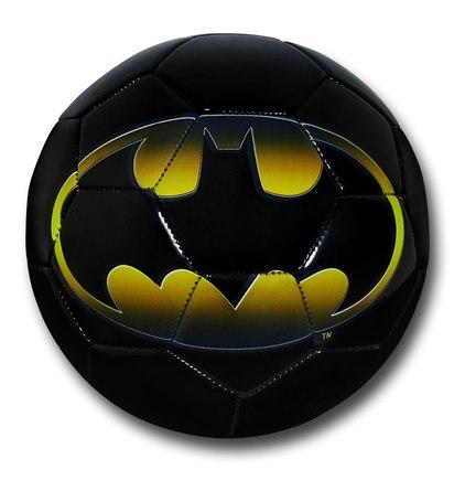 Batman Symbol Size 5 Soccer Ball