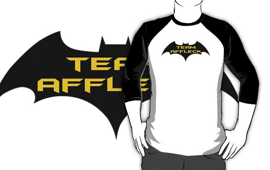 Batman Team Affleck TShirt