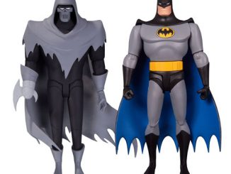 Batman The Animated Movie Mask of The Phantasm Action Figure 2-Pack
