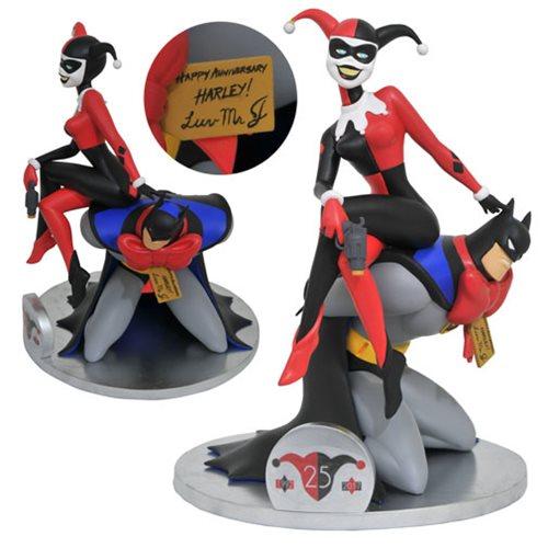 Batman The Animated Series 25th Anniversary Harley Quinn Statue