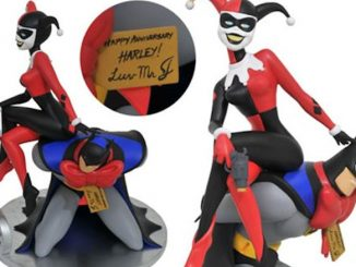 Batman The Animated Series 25th Anniversary Harley Quinn Statue