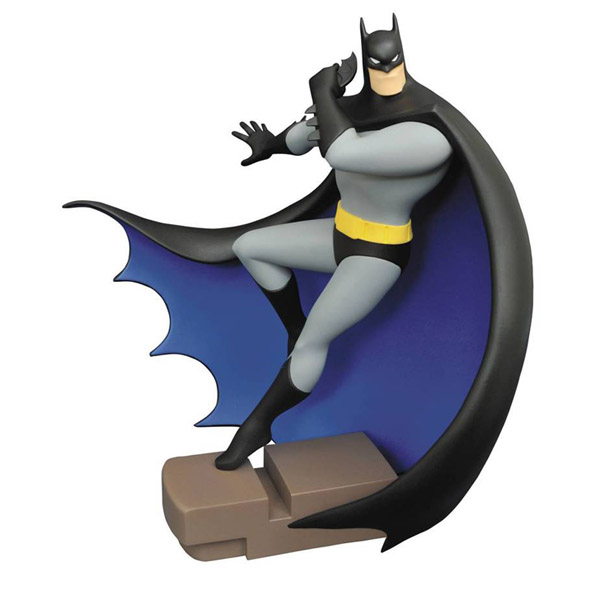 Batman The Animated Series 9-Inch Statue