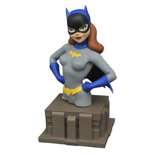 Batman The Animated Series Batgirl Bust