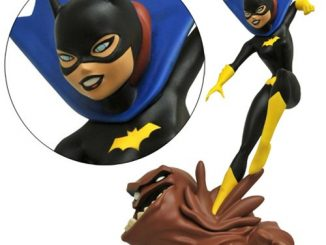 Batman The Animated Series Batgirl Gallery Statue