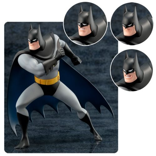 Batman The Animated Series Batman ArtFX Statue